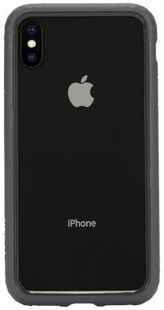 Бампер Incase Frame Case для iPhone X серый INPH190376-GMT