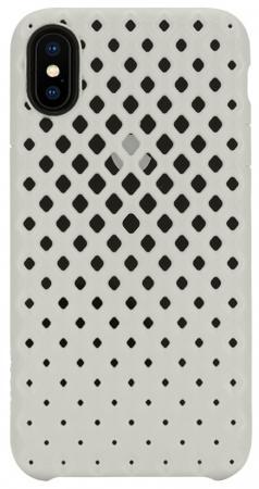 Накладка Incase Lite Case для iPhone X белый INPH190377-WHT