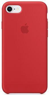 Накладка Apple MQGP2ZM/A для iPhone 8 iPhone 7 красный