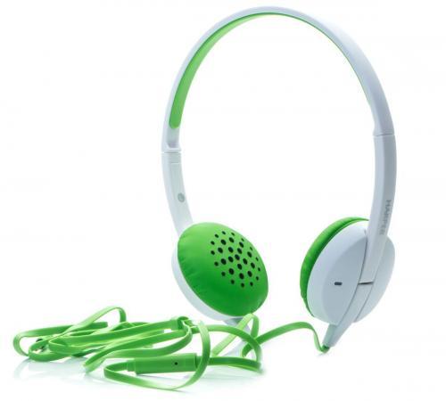 Гарнитура HARPER HN-300 green стоимость