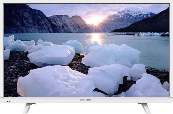Телевизор LED 32 SHIVAKI STV-32LED20W белый 1366x768 50 Гц VGA SCART USB