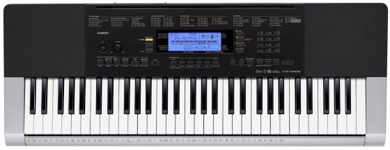 Синтезатор CASIO CTK-4400 61 клавиш серый