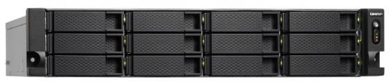Сетевое хранилище QNAP TS-1253BU-RP-4G 12x2,5 / 3,5 рэковое сетевое хранилище rack nas qnap ts 463u rp 4g ts 463u rp 4g