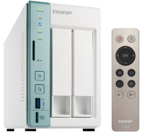 цена на Сетевое хранилище QNAP D2 Pro 2x2,5 / 3,5