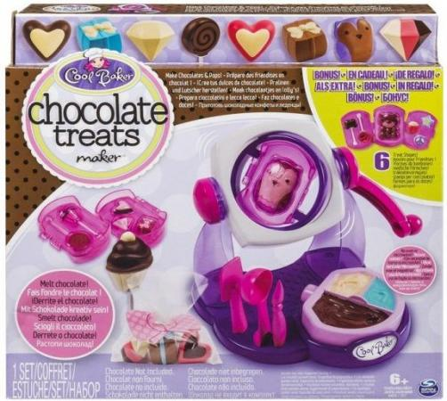 купить Игровой набор .NoBrand Cool Baker фабрика шоколадных конфет 86110 онлайн