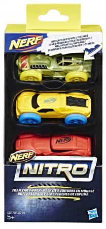 Набор машин Nerf Nitro C0774 цвет в ассортименте