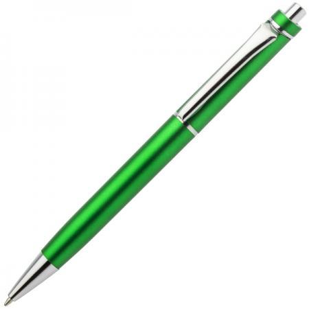 Шариковая ручка автоматическая Index IMWT1311/GN синий 1 мм канцелярия index точилка автоматическая