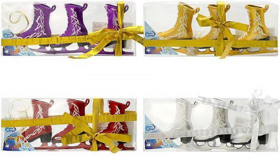 Елочные украшения Winter Wings Фигурные коньки 3 шт в ассортименте