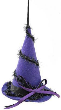 Елочные украшения Winter Wings Шляпа волшебника 8 см 1 шт в ассортименте N069246 елочные украшения winter wings шляпа волшебника в ассортименте 8 см 1 шт n069246