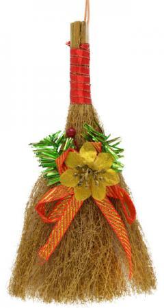 Украшение Winter Wings Рождественский веник 20 см 1 шт N181897 ювелирное украшение для волос new 20 p jh03002 20 hlj