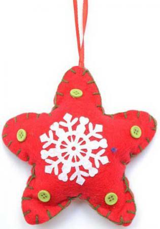 Украшение Winter Wings Красочные формы 9 см 1 шт в ассортименте полиэстер N180526 декоративное подвесное украшение home queen сахарное рисунок в ассортименте