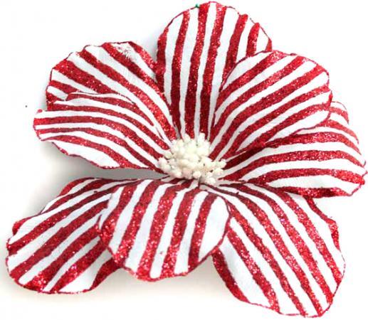 Украшение Winter Wings Цветок полоска 28 см 1 шт полиэстер украшение winter wings цветок полоска фиолетовый 16 см 1 шт n069868 ф