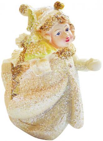 Елочные украшения Winter Wings Ангел 6*8 см 1 шт цвет в ассортименте полирезин N162452 трикси игрушка для собак щенок 8 см латекс цвет в ассортименте