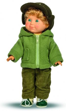 Кукла Митя Весна 5 со звуковым устройством куклы и одежда для кукол весна кукла олеся 5 со звуковым устройством 35 см