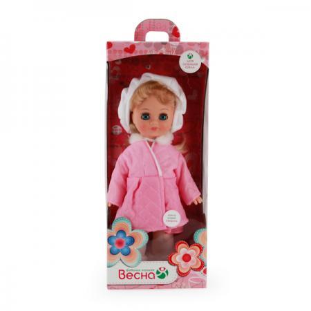 Кукла Наталья Весна 5 со звуковым устройством кукла анастасия весна 5 со звуковым устройством