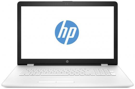 Ноутбук HP 17-bs058ur 17.3 1920x1080 Intel Core i5-7200U 1 Tb 8Gb AMD Radeon 520 2048 Мб белый DOS 2YL30EA ноутбук hp 17 ak080ur 17 3 1920x1080 amd a9 9420 1 tb 8gb amd radeon 530 2048 мб черный dos 2qh69ea