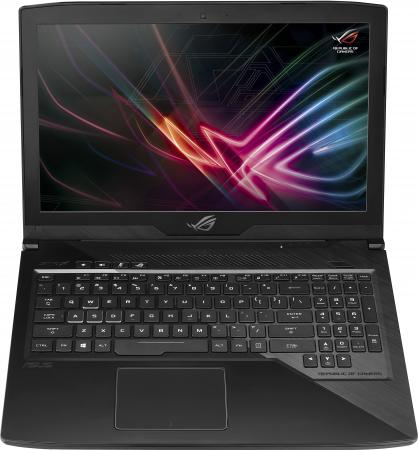 Ноутбук ASUS ROG SCAR Edition GL503VD-ED362T 15.6 1920x1080 Intel Core i7-7700HQ 1 Tb 256 Gb 12Gb nVidia GeForce GTX 1050 4096 Мб черный Windows 10 Home 90NB0GQ1-M06450 ноутбук asus rog g752vs core i7 7820hk 2 9ghz 64gb 2tb ssd2x256gb nv gtx1070 w10 home 90nb0d71 m07090