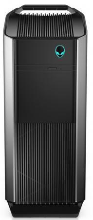 Системный блок DELL Alienware Aurora R7 i7-8700 3.6GHz 16Gb 1Tb 256Gb SSD RX580-8Gb DVD-RW Win10 клавиатура мышь черный R7-2837 ssd dell 400 aqnv