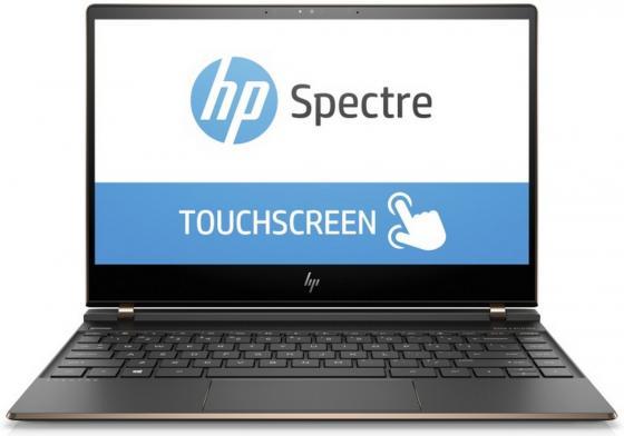 Ноутбук HP Spectre 13-af002ur 13.3 1920x1080 Intel Core i5-8250U 256 Gb 8Gb Intel UHD Graphics 620 серый Windows 10 Home 2PQ00EA ноутбук hp elitebook 850 g5 3jx15ea intel core i5 8250u 1600 mhz 15 6 1920х1080 8192mb 512gb hdd dvd нет intel® uhd graphics 620 wifi windows 10 professional x64