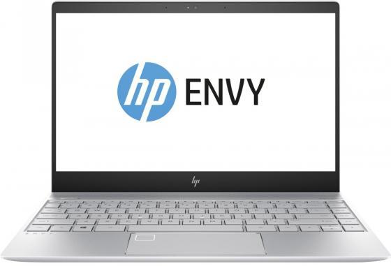 Ноутбук HP Envy 13-ad006ur 13.3 1920x1080 Intel Core i3-7100U 128 Gb 4Gb Intel HD Graphics 620 серебристый Windows 10 Home 1WS52EA