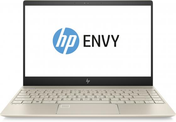 Ноутбук HP Envy 13-ad105ur 13.3 1920x1080 Intel Core i5-8250U 512 Gb 8Gb nVidia GeForce MX150 2048 Мб золотистый Windows 10 Home 2PP94EA ноутбук asus vivobook s15 s510un bq219t 15 6 1920x1080 intel core i5 8250u 1 tb 6gb nvidia geforce mx150 2048 мб серый windows 10 home 90nb0gs5 m03170