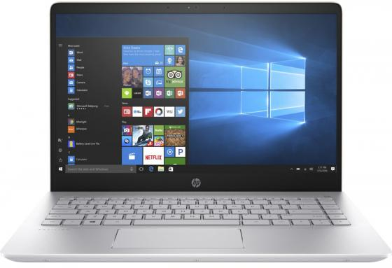 Ноутбук HP Pavilion 14-bf023ur 14 1920x1080 Intel Pentium-4415U 1 Tb 4Gb Intel HD Graphics 610 золотистый Windows 10 Home 2PV84EA