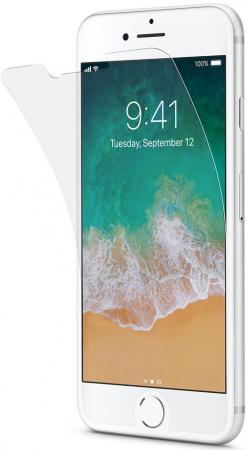 Защитная плёнка прозрачная Belkin Anti-Glare для iPhone 7 F8W760DSAPL защитная плёнка прозрачная belkin anti glare для iphone 7 plus f8w762dsapl