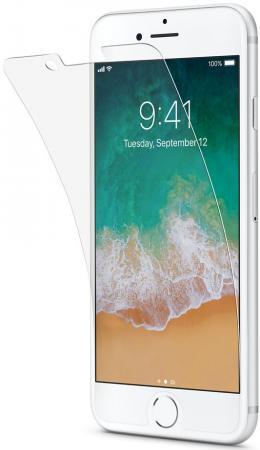 Защитная плёнка прозрачная Belkin InvisiGlass Ultra для iPhone 7 F8W761DSAPL цена и фото