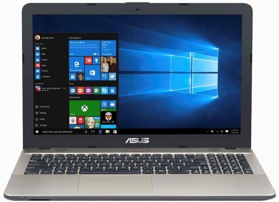 Ноутбук ASUS VivoBook Max X541UV-GQ984T 15.6 1366x768 Intel Core i3-7100U 1 Tb 8Gb nVidia GeForce GT 920MX 2048 Мб черный Windows 10 90NB0CG1-M22220 ноутбук lenovo ideapad 320 17ikb 17 3 1600x900 intel core i3 7100u 500 gb 8gb nvidia geforce gt 920mx 2048 мб серебристый windows 10 home