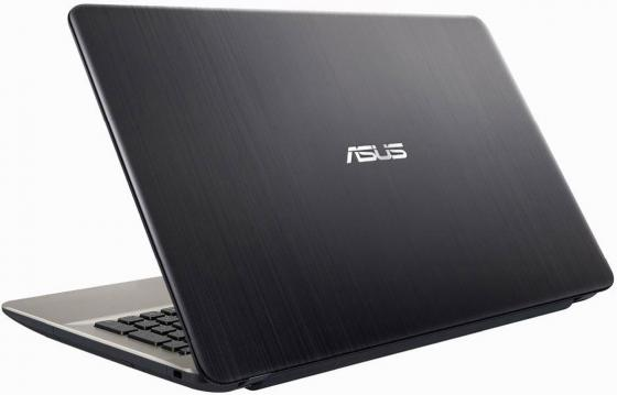 """Ноутбук ASUS VivoBook Max X541UV-GQ984T 15.6"""" 1366x768 Intel Core i3-7100U 1 Tb 8Gb nVidia GeForce GT 920MX 2048 Мб черный Windows 10 90NB0CG1-M22220"""