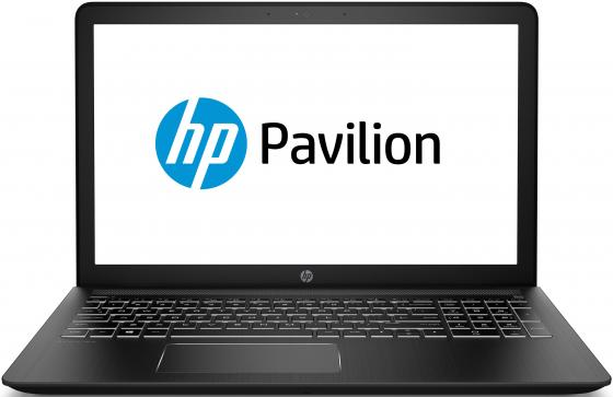 Ноутбук HP Pavilion 15-cb009ur 15.6 1920x1080 Intel Core i7-7700HQ 1 Tb 8Gb nVidia GeForce GTX 1050 4096 Мб черный Windows 10 Home (1ZA83EA) ноутбук hp omen 15 ce009ur 15 6 1920x1080 intel core i7 7700hq 1 tb 8gb nvidia geforce gtx 1050 4096 мб черный windows 10 home 1zb03ea