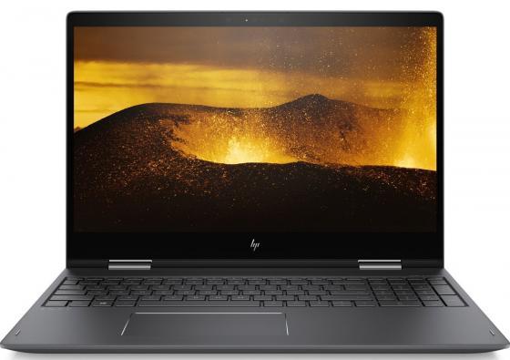 Ноутбук HP Envy x360 15-bq007ur 15.6 1920x1080 AMD A12-9720P 1 Tb 128 Gb 12Gb AMD Radeon R7 черный Windows 10 Home 1ZA55EA 654173 001 for hp envy 14 laptop motherboard ddr3 free shipping 100% test ok