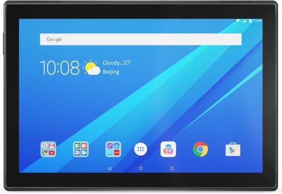 Планшет Lenovo Tab 4 TB-X304L 10.1 32Gb черный Wi-Fi 3G Bluetooth LTE Android ZA2K0132RU планшет lenovo tab 4 tb x304l 32gb белый