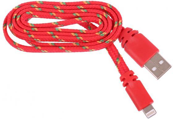 Кабель Lightning 1м LP плоский 0L-00030334 кабель lightning 1м lp плоский 0l 00030341