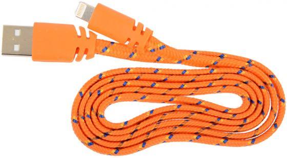Кабель Lightning 1м LP плоский 0L-00030335 кабель lightning 1м lp плоский 0l 00030341