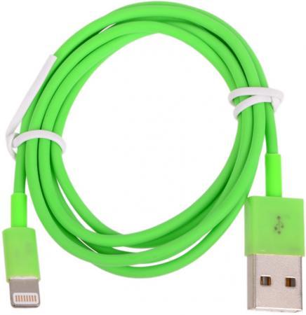Кабель Lightning 1м LP круглый 0L-00002543 кабель lightning 1м wiiix круглый cb120 u8 10b