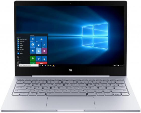 Ноутбук Xiaomi Mi Notebook Air 13.3 1920x1080 Intel Core i5-7200U 256 Gb 8Gb nVidia GeForce MX150 2048 Мб серебристый Windows 10 Home JYU4017CN original xiaomi mi laptop pro 15 6 inch intel quad core nvidia geforce mx150 1920x1080 fhd fingerprint unlock dark grey