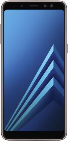 Смартфон Samsung Galaxy A8 (2018) синий 5.6 32 Гб NFC LTE Wi-Fi GPS SM-A530FZBDSER