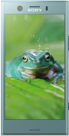 Смартфон SONY Xperia XZ1 Compact голубой 4.6 32 Гб LTE Wi-Fi GPS 3G 4G 1310-7928 смартфон sony xperia e5 черный 5 16 гб nfc lte wi fi gps 3g f3311