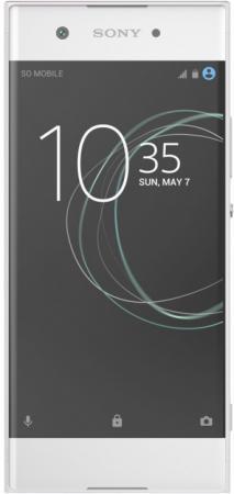 "Смартфон SONY Xperia XA1 Dual белый 5"" 32 Гб LTE Wi-Fi GPS 3G NFC цена и фото"