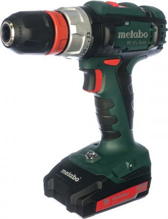 Аккумуляторная дрель-шуруповерт Metabo BS18 L Quick 602320500 цены