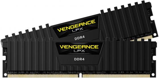 Оперативная память 32Gb (2x16Gb) PC4-32000 4000MHz DDR4 DIMM CL19 Corsair CMK32GX4M2F4000C19 оперативная память 16gb 2x8gb pc4 32000 4000mhz ddr4 dimm cl19 kingston hx440c19pb3k2 16