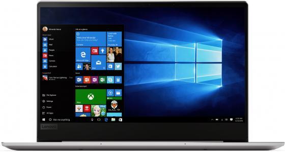 Ноутбук Lenovo IdeaPad 720S-13IKBR 13.3 1920x1080 Intel Core i5-8250U 128 Gb 8Gb Intel UHD Graphics 620 серебристый Windows 10 81BV0007RK цена