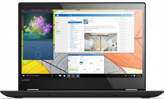 Ультрабук Lenovo Yoga 520-14IKBR 14 1920x1080 Intel Core i5-8250U 128 Gb 4Gb Intel UHD Graphics 620 черный Windows 10 Home 81C8003HRK цена