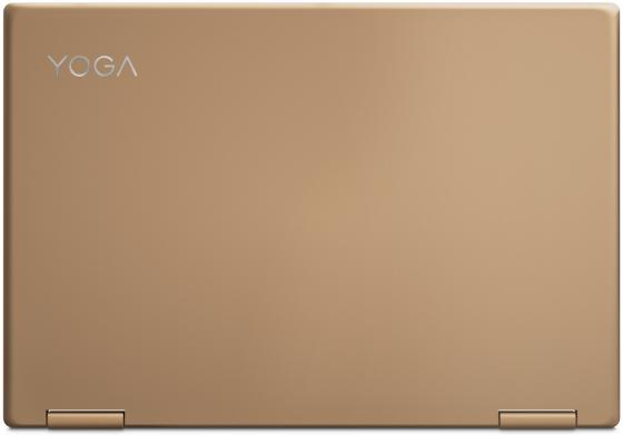 "Ультрабук Lenovo Yoga 720-13IKBR 13.3"" 1920x1080 Intel Core i7-8550U 256 Gb 8Gb Intel UHD Graphics 620 медный Windows 10 Home 81C30068RK"