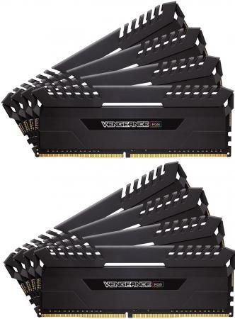 Оперативная память 128Gb (8x16Gb) PC4-30400 3800MHz DDR4 DIMM Corsair CMR128GX4M8X3800C19 usb накопитель corsair 128gb voyager go cmfvg 128gb черный cmfvg 128gb