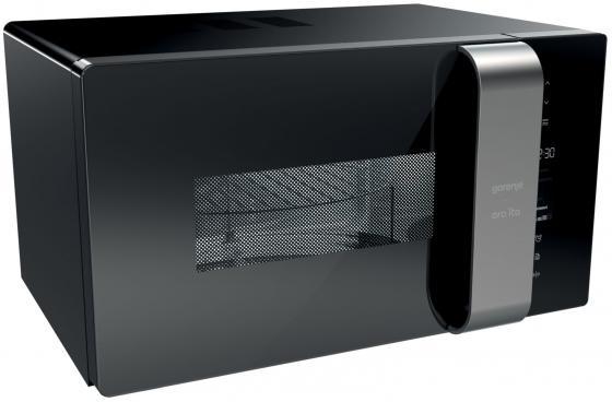 Микроволновая печь Gorenje MO23ORAB 900 Вт чёрный микроволновая печь bbk 23mws 927m w 900 вт белый