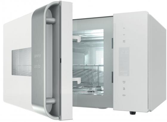 Микроволновая печь Gorenje MO23ORAW 900 Вт белый микроволновая печь gorenje mo23orab 900 вт чёрный
