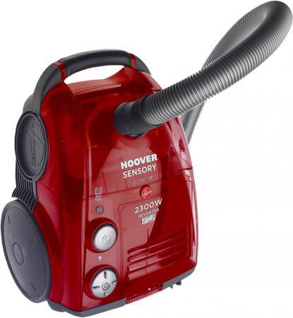 лучшая цена Пылесос Hoover TC 5235 011 сухая уборка красный