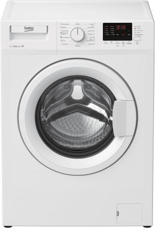 Стиральная машина Beko WRE 76P2 XWW белый стиральная машина beko wky 71031 ptlyw2 белый wky 71031 ptlyw2